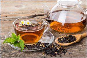 black tea polyphenols