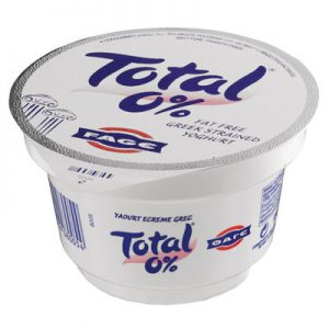 fat free greek yogurt