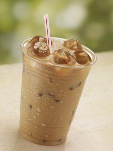 unsweetened iced coffee