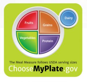 portion plates