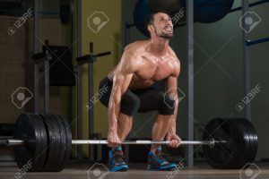 deadlifts proper form