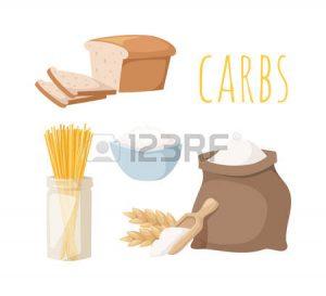 الكربوهيدرات تجعلك الدهون