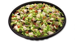 subway healthy meals