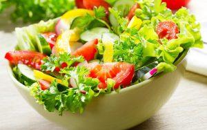 garden salad fiber