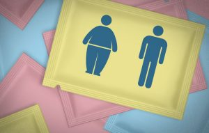artificial sugar and weight loss