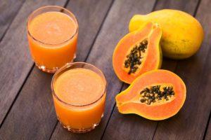 papaya and constipation