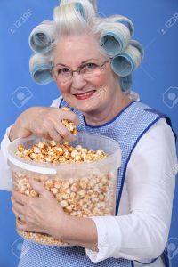 popcorn fiber