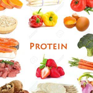 البروتين قبل التمرين