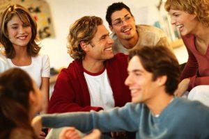 social gatherings and food cravings