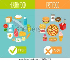 eat quality foods to lose weight