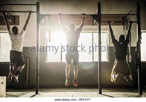 pull ups form