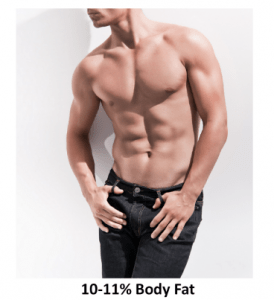 10 body fat