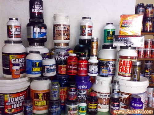 Best Muscle Building Supplements that Work Fitnotice