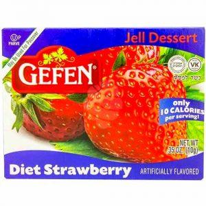 gelatin free jello