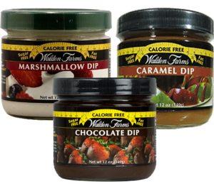 healthy chocolate dip