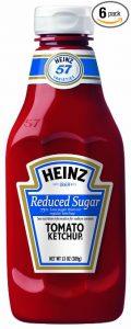 low calorie ketchup