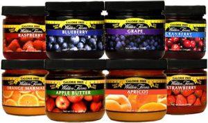 calorie free jam