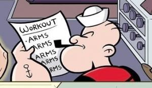 bro split training