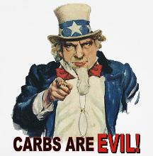الكربوهيدرات والسمنة