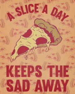 البيتزا اللياقة البدنية