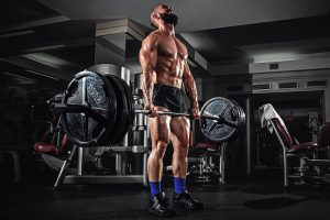 deadlift rom
