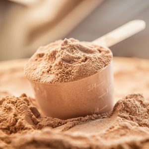 protein powder supplement