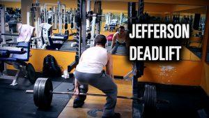 جيفرسون deadlift