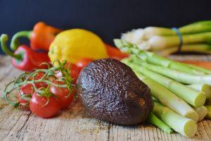 الخضروات كيتو