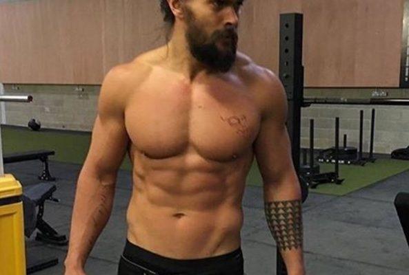 جيسون momoa في الجسم نسبه الدهون